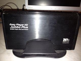 Disco multimedia Easy Player HD Jumbo Plus