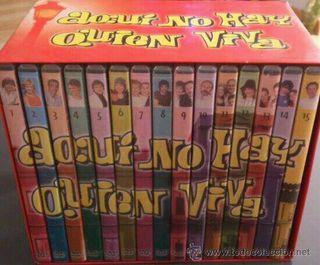 Aquí no hay quien viva dvd