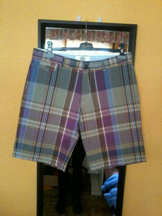 Bermudas Franklin and Marshall talla 32