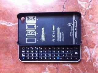 Teclado para Iphone4 y 4S