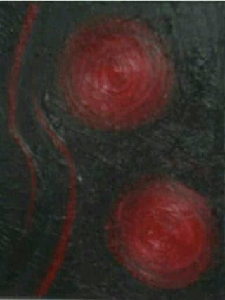 Acrílicos sobre lienzo de 24* 30cm