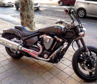 Yamaha xv1700 warrior
