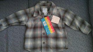Camisa para bebé
