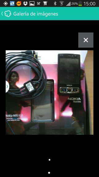 Nokia n95 8gb dos unidades