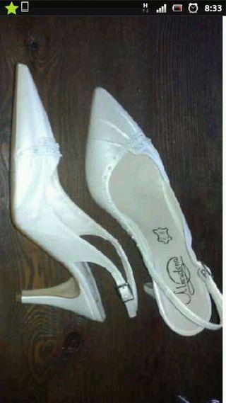 NUEVOS Zapatos novia
