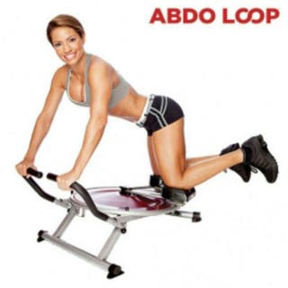 Máquina de Abdominales Circular Abdo Loop