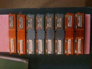 20 Gb RAM (2*10 modulos) PC2-5300F