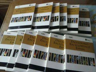 Diccionario enciclopedico Espasa-Calpe
