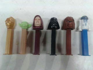 Dispensadores pez de Star Wars