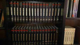 Colección libros anuario de los hechos