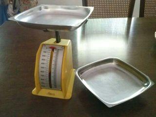 Balanza de cocina